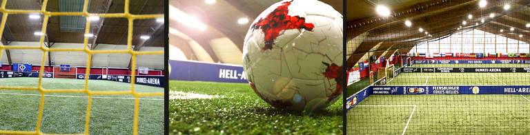 Indoor Soccer Hamburg