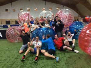Bubble Football Hamburg Zentrum